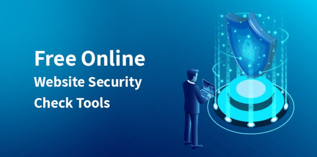 website security check tools