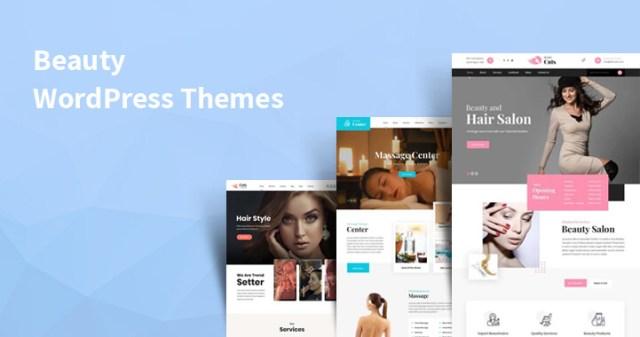 beauty WordPress themes