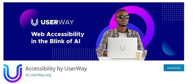 Accesibility by UserWay