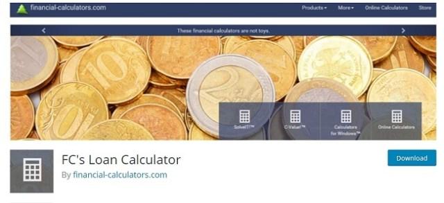 FC's Loan Calculator