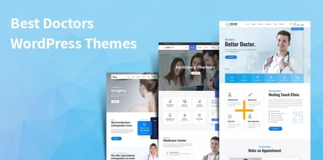 doctors WordPress themes