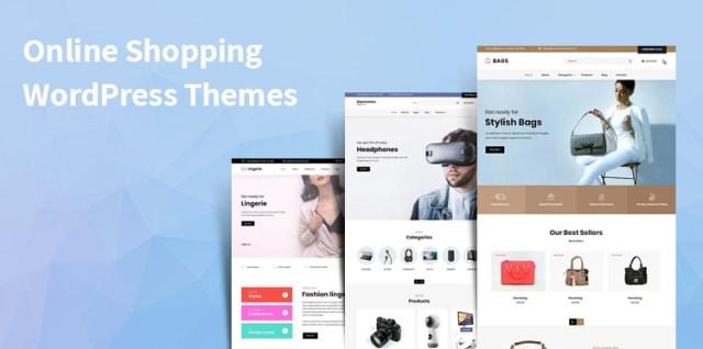 Online Shopping WordPress Themes