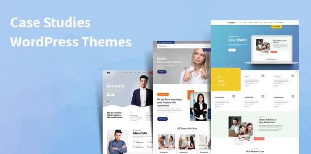 Case Studies WordPress Themes