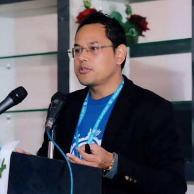 Surendra Shrestha Profile
