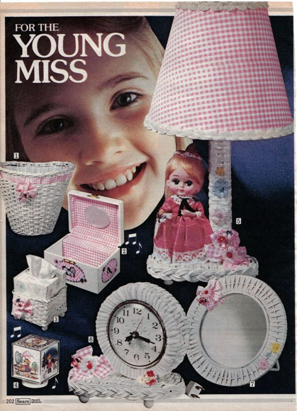 1975 Sears Catalog page 202 - Young Miss