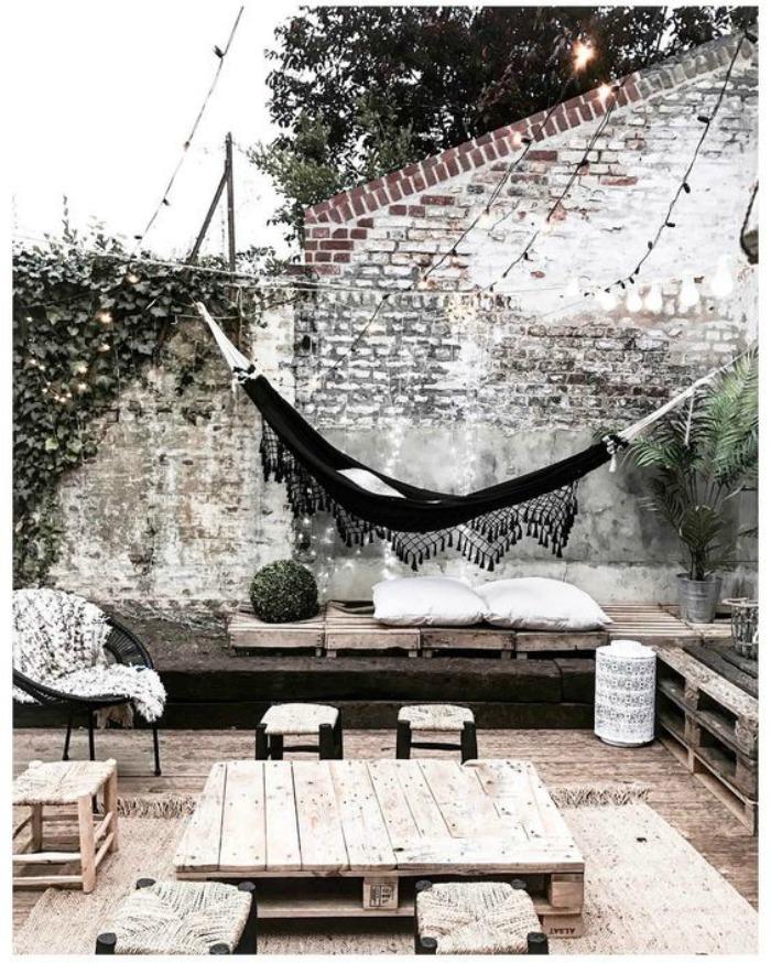 Terrasse Boheme Chic Cheap Terrasses Inspirantes Quon Rve
