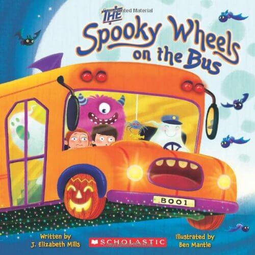 Libros de Halloween para niños 97