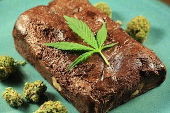The Perfect Marijuana Brownies