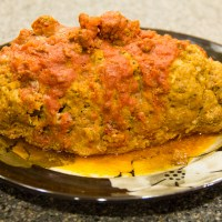 Slow Cooker Italian-Style Meatloaf