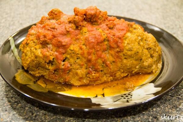 Slow Cooker Italian-Style Meatloaf