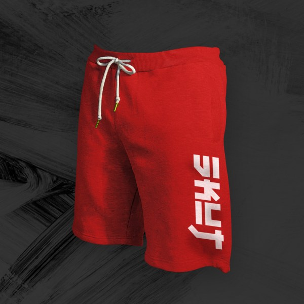 SKUT Shorts (Red)
