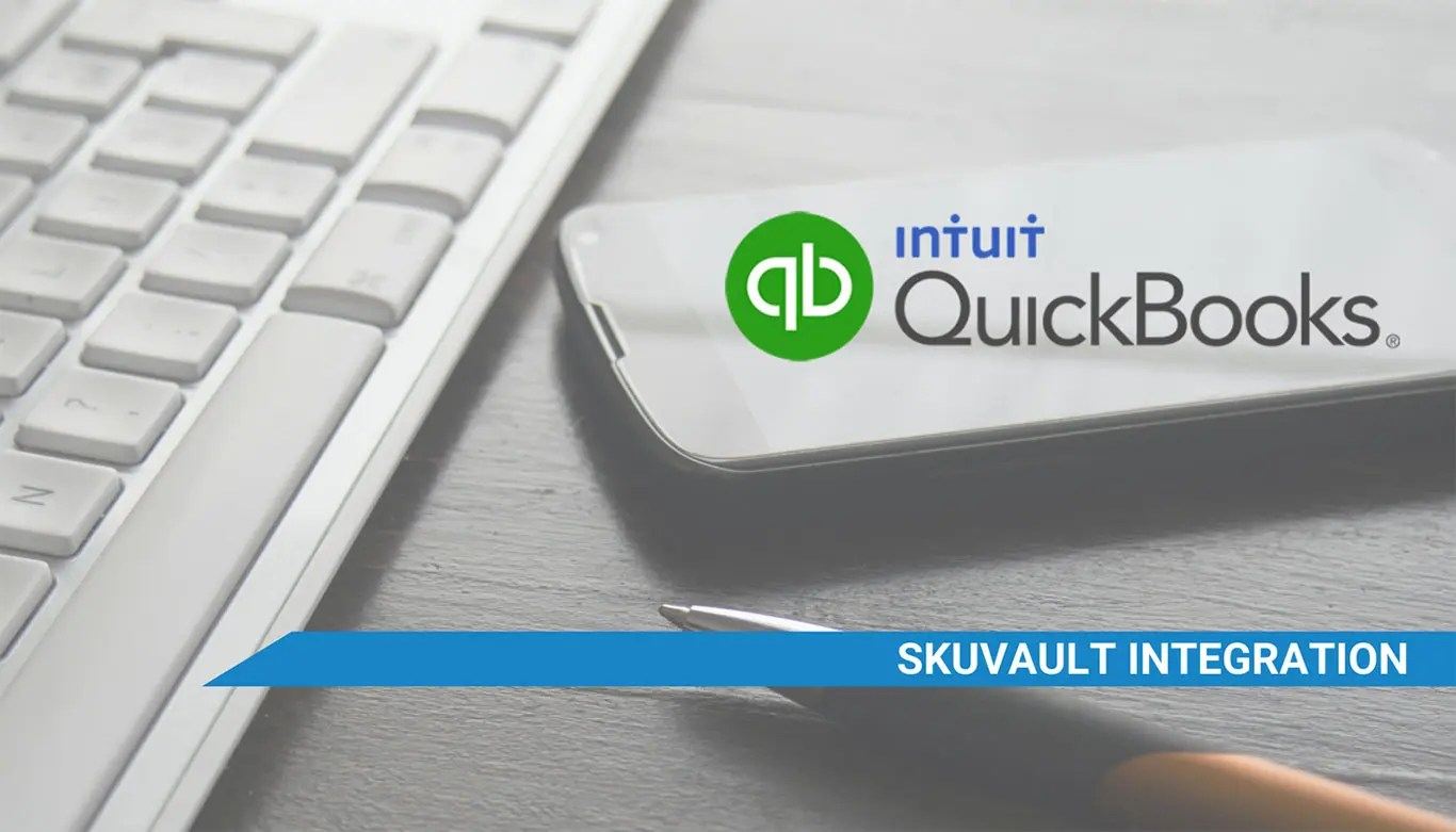 SkuVault WMS Quickbooks integration