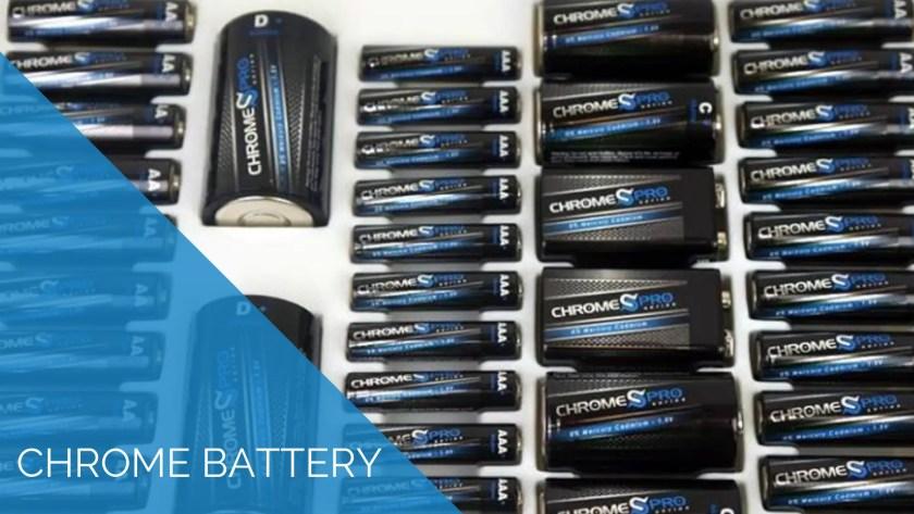 Chrome Battery batteries case study