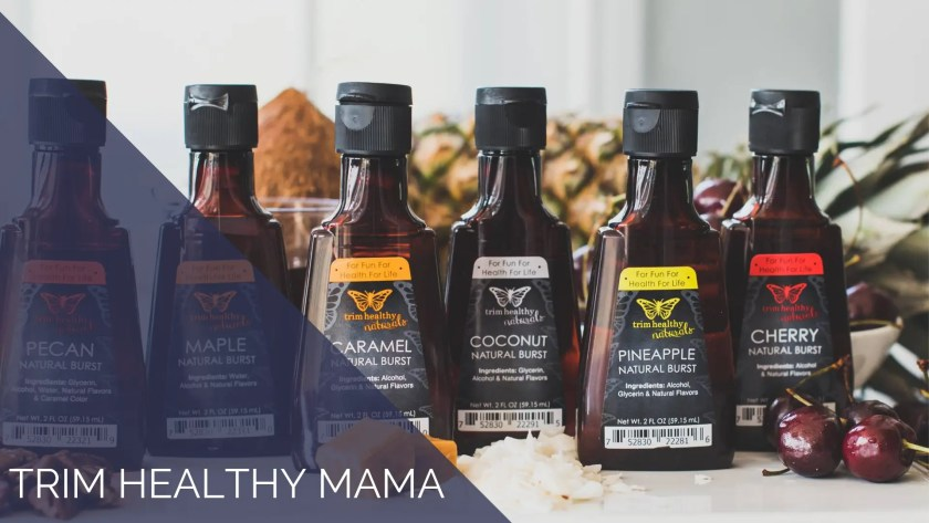 Tim Healthy Mama products case study