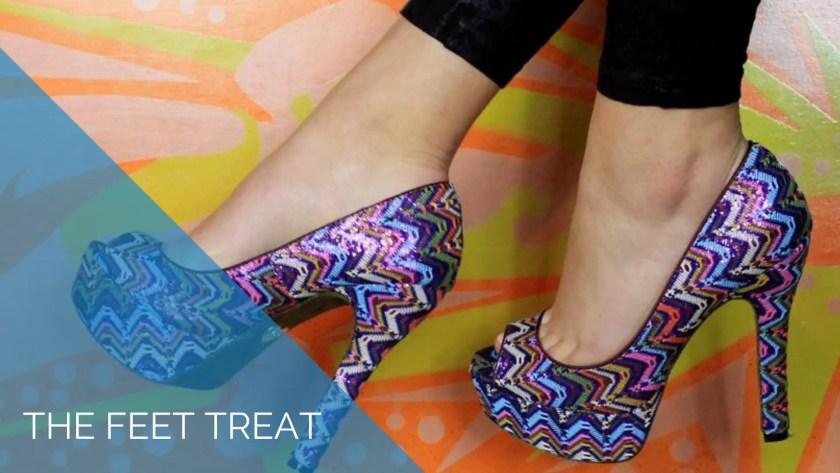 Feet Treat shoes case study