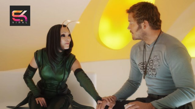 Guardians of the Galaxy Vol 2 Review - Mantis