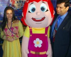 Interview with Rajiv Sangari – Director, Animation Division, Padmalaya (India)