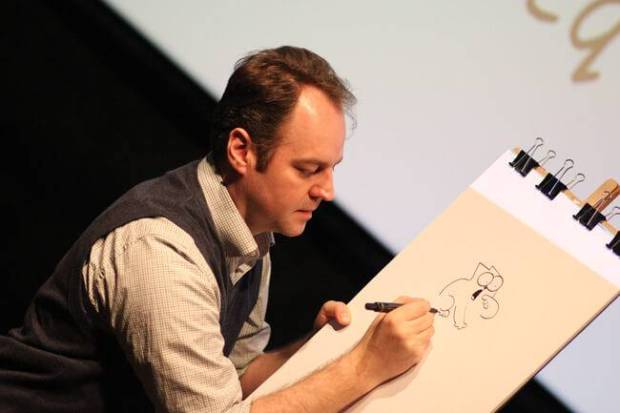 Simon Tofield