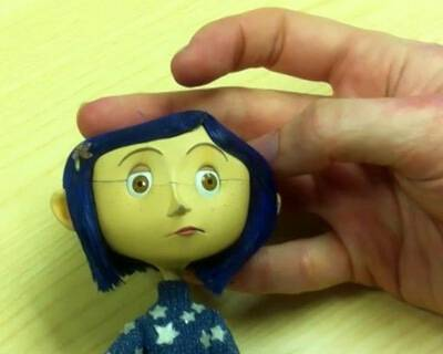 Playing with Puppets: Laika's Mark Shapiro shows us Coraline