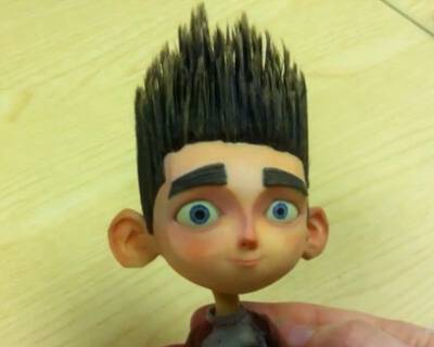 Playing with Puppets: Laika's Mark Shapiro shows us ParaNorman