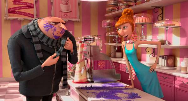 FILM REVIEW: DESPICABLE ME 2 IS EVEN MORE HILARIOUS