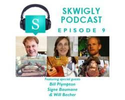 Skwigly Animation Podcast #9 – Bill Plympton, Signe Baumane & Will Becher