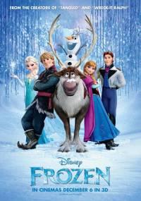 Frozen poster met Elsa en Anna