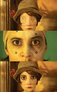 Breaking down the oft-discussed 'eyes' effect (Madame Tutli-Putli, 2007)