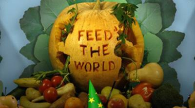 Little Pumpkin Feeds The World