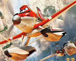 Planes: Fire and Rescue Blu-ray review