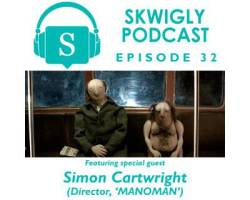 Skwigly Animation Podcast #32 – Simon Cartwright