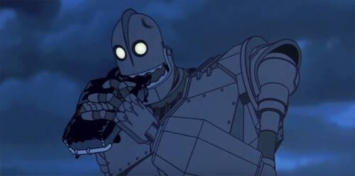 The Iron Giant: Signature Edition (Dir. Brad Bird)