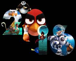 Animated Features of 2016