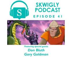 Skwigly Animation Podcast #41 – Don Bluth & Gary Goldman