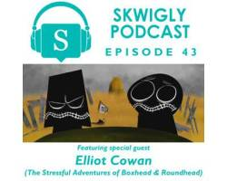 Skwigly Animation Podcast #43 – Elliot Cowan