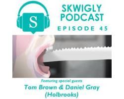 Skwigly Animation Podcast #45 – Holbrooks