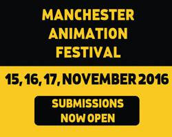 Manchester Animation Festival Launches Call For Entries For 2016 Festival