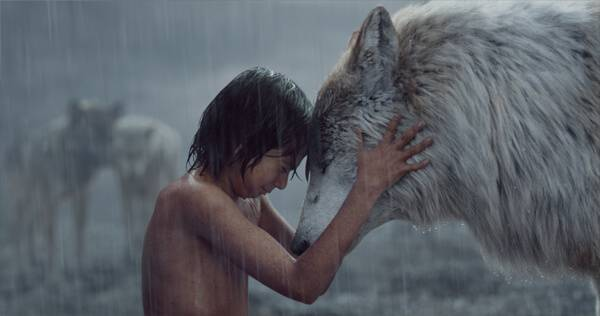 The Jungle Book (©Disney)