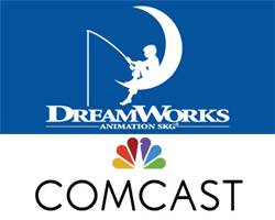 Comcast buys Dreamworks Animation for $3.8 billion