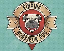 "NFB launch interactive app ""Where's Monsieur Pug?"""