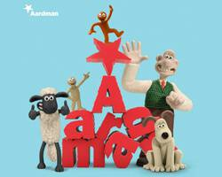 Happy 40th Birthday Aardman!