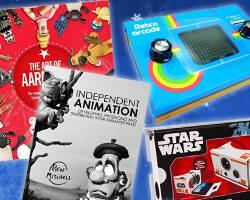 Christmas Gifts for Animators 2016