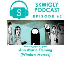 Skwigly Animation Podcast #62 – Ann Marie Fleming