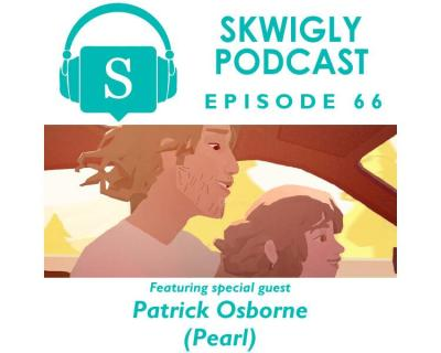 Skwigly Animation Podcast #66 – Patrick Osborne