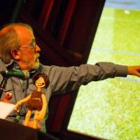 Peter Lord talks the history of Aardman (with Morph and Dug!)