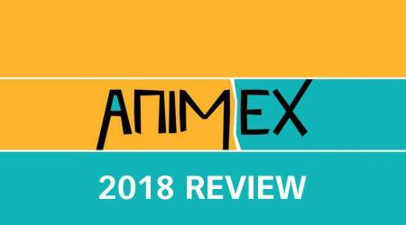 Animex Festival 2018 logo review