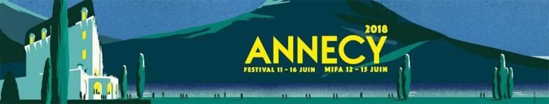 Annecy 2018 Festival header banner