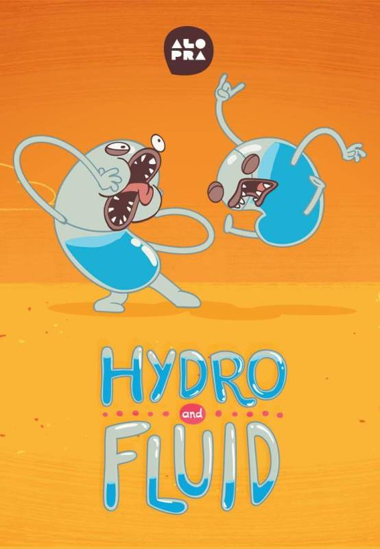 Wildbrain HYDRO and FLUID Series On Youtube