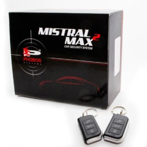 autoalarmanlage mistral max2