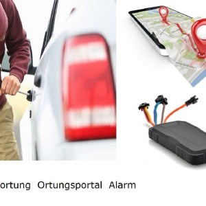 GPS Ortung